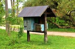 Postbox Stockfoto