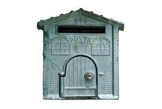 postbox Fotografia de Stock Royalty Free