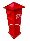 postbox Stockbild