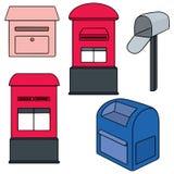 postbox Image stock