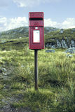 Postbox Fotografia Stock