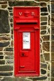 Postbox britânico Imagens de Stock Royalty Free