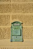 Postbox в Casso Стоковые Фотографии RF