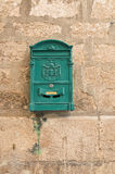 Postbox. Royalty Free Stock Image