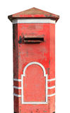 Postbox retro old style Stock Photos
