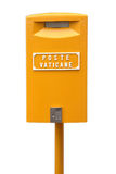 postbox Vatican Obrazy Royalty Free