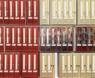 postboxes Стоковые Изображения RF