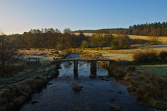 Postbridge Dartmoor Stock Photography