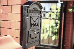 Postbus Royalty-vrije Stock Foto