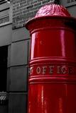 Postbus Stock Afbeelding