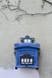 Postbus, Duitsland royalty-vrije stock afbeelding