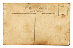 Postcard Royalty Free Stock Image