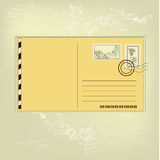Postcard Royalty Free Stock Images