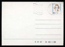 Postcard Royalty Free Stock Photo