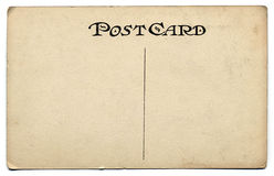 Postcard Background Royalty Free Stock Photo