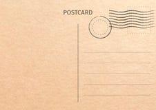 postcard Ilustração do cartão postal para seu projeto Cartão do curso ilustração do vetor