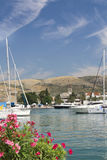 Postcard from Trogir, Croatia Stock Photos