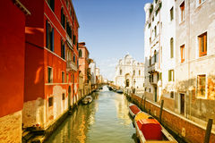 Postcard from Venice Stock Photography