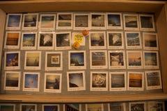 Postcast bräde Arkivbilder