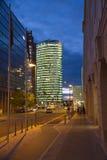 Postdamer Platz, Berlim, Alemanha Imagem de Stock