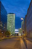 Postdamer Platz, Berlin, Allemagne Photo libre de droits
