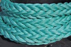 Poste de amarração da amarração Fotografia de Stock