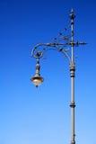 Poste de la lámpara Fotos de archivo