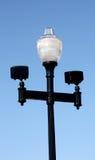 Poste de la lámpara Foto de archivo libre de regalías