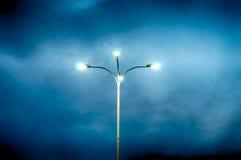 Poste de luz Imagens de Stock
