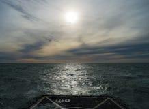 Poste de pilotage Photos stock