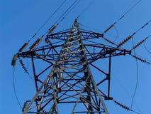 Poste de potencia 2 Foto de archivo
