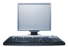 clavier de poste de travail photos libres de droits image 1353038. Black Bedroom Furniture Sets. Home Design Ideas