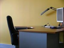 Poste de travail vide images libres de droits