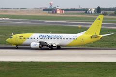Poste Italiane (Mistral Air) stockfotos