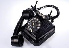 Poste téléphonique images stock