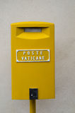 Poste Vaticane mailbox Royalty Free Stock Photos