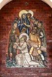Posten van het Kruis stock fotografie