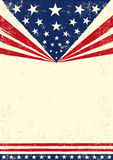 Poster of America Stock Images