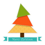 Poster or banner for Christmas celebration. Royalty Free Stock Images