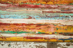 Poster colorful horizontal on the wood. Abstract Stock Photos
