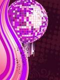 Poster do partido Imagem de Stock