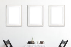 Poster Frame Stock Photography