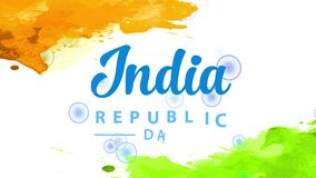 Poster of india independence day