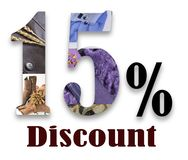 Discounts. Stock Images