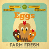 Poster for Organic Farm Food Stock Images