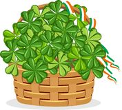 Poster St. Patrick`s Day Royalty Free Stock Images