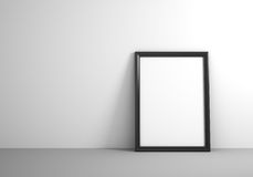 Poster standing Stock Images