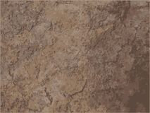 Posterized brown dirt stone granite texture background Royalty Free Stock Photo