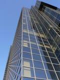 posterunek miasta Londynu finansowego fotografia stock