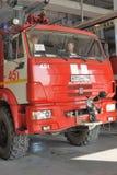 Posterunek Straży Pożarnej Fotografia Stock